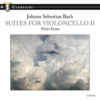 Suites for Violoncello II