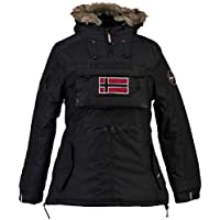 Geographical Norway Parka Mujer Baby Ass A Negro 2