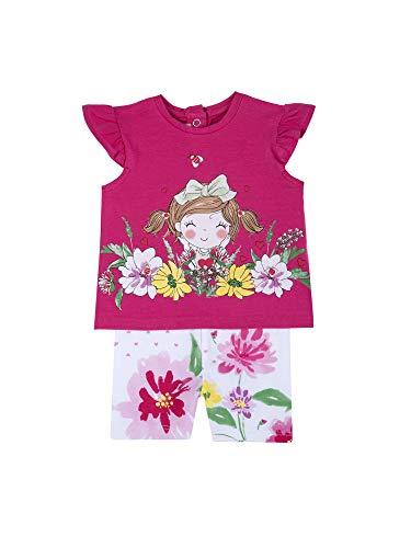 Chicco Copletino T-shirt + Kurzarm-T-Shirt +...