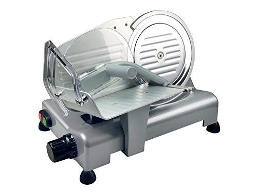 Beper BP.750 skärmaskin, diameter 20 cm Made in Italy, kapacitet 200 x 130 mm, Carrera 210 mm, blad av rostfritt stål, skyddsring, justering av skärtjockleken, halkfria fötter