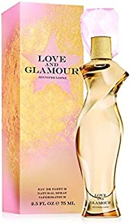 Jennifer Lopez Jlo Love & Glamour For Women 100ml Edp