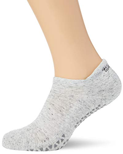 Tavi Noir Women's Savvy Non-Slip Socks (Haze) Small