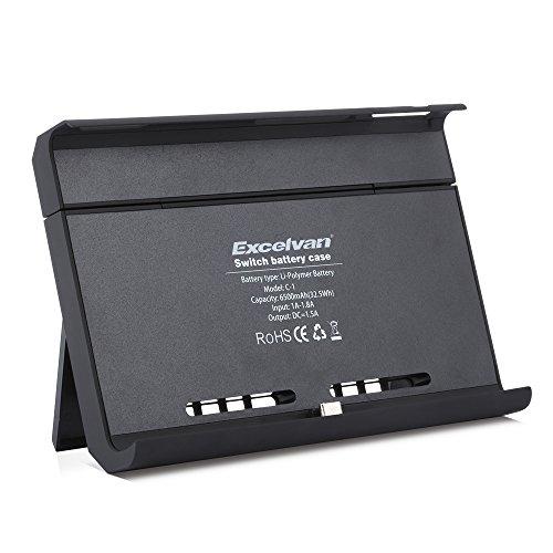 Batería Externa para Nintendo Switch,...