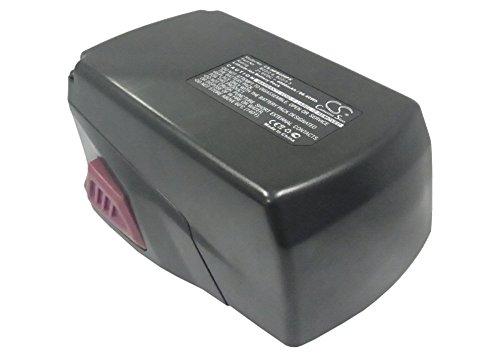 TechGicoo Bateria compatible con HILTI SFH 22-A, SID 22-A, SCW 22-A, SCW 22-A, SCM 22-A, WSR 22-A, TE 2-A22, TE 4-A22 y otros.