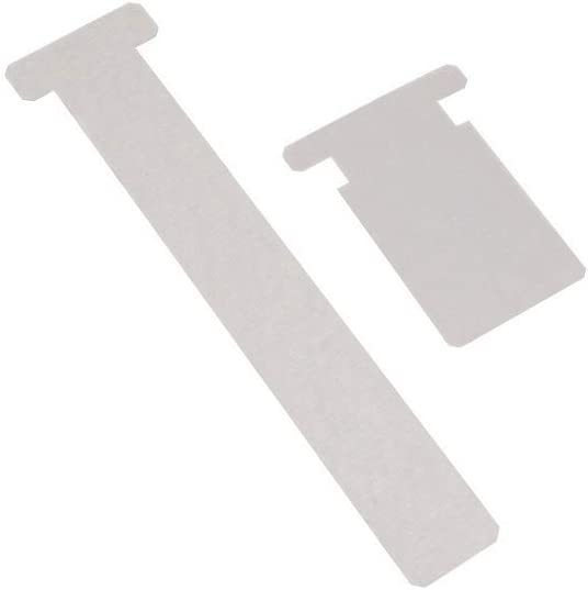 Cleaning Kits for ZXP Series 1 and ZXP Series 3 ID Card Printer Repair,Pack of 4 Short T Cards and 4 Long T Cards
