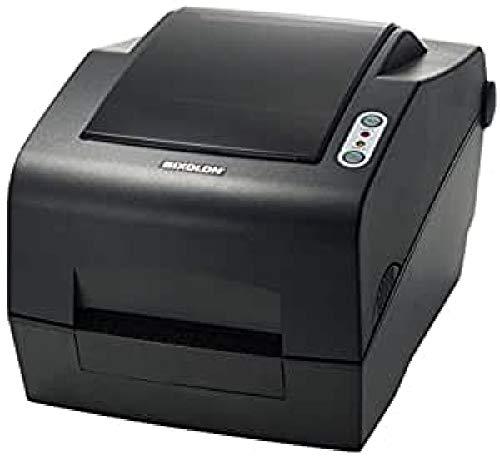 Bixolon SLP-TX400 - Etikettendrucker (Wärmeübertragung, 203 x 203 DPI, 178 mm/sek, 100 cm, 10,8 cm, Schwarz)