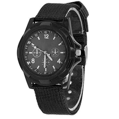 Yagosodee Reloj de Cuarzo Deportivo Reloj de Pulsera Analógico