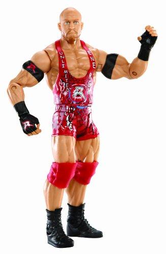 WWE Series 32 Ryback Superstar #53 Figure