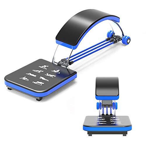 Heimgebrauch Abs Trainer,für Gym Home Office,Core Krafttrainer Ab Workout Ausrüstung für Shape Body Bauchtrainer,330 Lbs Load Weight