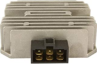 DB Electrical ASD6006 New Voltage Rregulator For Skidoo 500 600 700 800 Snowmobile 1999-2002 Mach 1 Z 2000-2003 Mxz 440 2001-2002 Summit 2000-2002 515-175-491