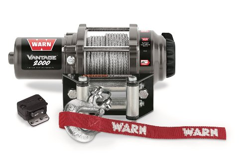 WARN 89020 Vantage 2000 Winch - 2000 lb. Capacity
