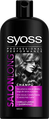 Syoss shampoo + conditioner, keramiek, masker Shampoo. 500 ml