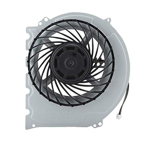 Kafuty Ventilador de refrigeración Interno Mini Calentador eléctrico en ABS Repuesto Duradero...