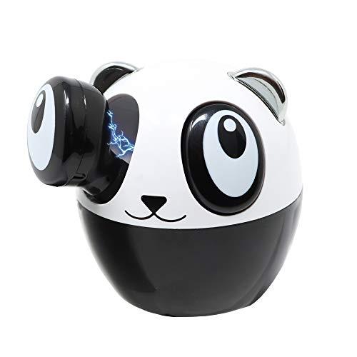 Oferta de DYNASONIC - DynaTwins - Auriculares Bluetooth Inalámbricos Juveniles para Niños/Niñas/Chicos/Chicas, Bicolor   Auriculares Inalámbricos Kawaii, Cute, Animales, Panda