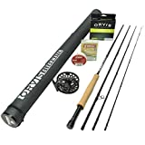2019 Orvis Clearwater 103-4 Fly Rod Outfit : 10'0' 3wt
