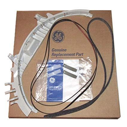 GE Dryer Bearing Kit 1 Bearing WE3M26, 2 Dryer Slides...
