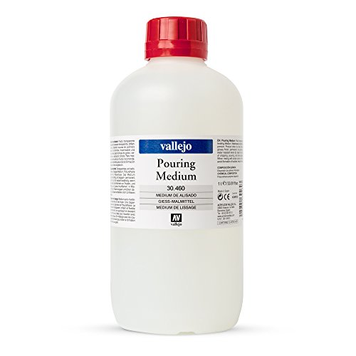 Vallejo Pouring Medium : 1000ml
