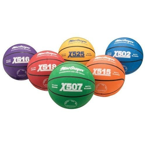 Amazing Deal Multicolor Basketball Prism Pack Interm. (Set)