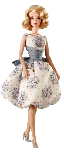 Barbie Collector Mad Men Betty Draper Puppe