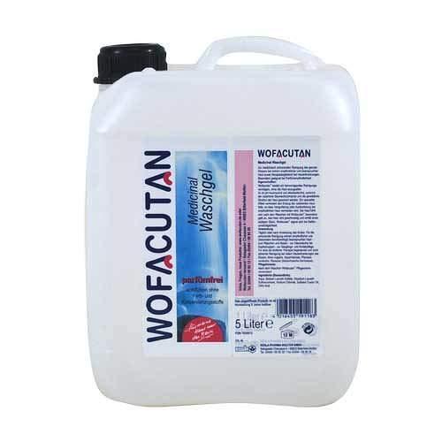 WOFACUTAN medicinal Waschgel 5 l