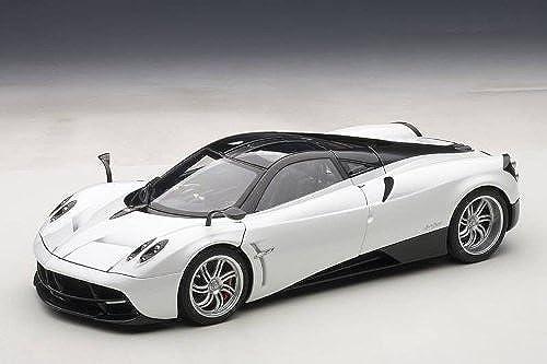 venta mundialmente famosa en línea Autoart 1 18 18 18 Pagani Huayra (blanco) (Japan Import) by AUTOart  Descuento del 70% barato