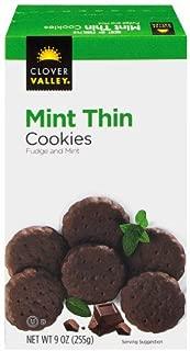 Mint Thin Cookies