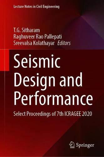 [画像:Seismic Design and Performance: Select Proceedings of 7th ICRAGEE 2020 (Lecture Notes in Civil Engineering, 120)]