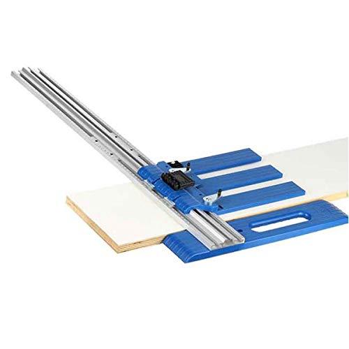 Herramientas eléctricas Guía de sierra circular Track se adapta al soporte, aleación...