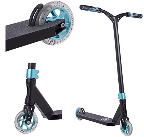 Striker Lux Scooter Freestyle   Teal Limited Edition