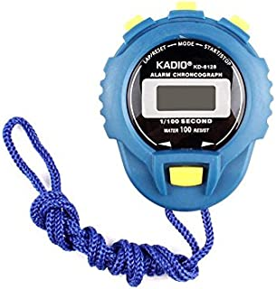Niome Waterproof Second Chronograph Timer Stopwatch Sport Game Counter