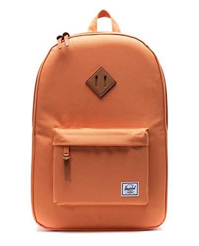 Herschel Unisex-Erwachsene Heritage Backpack Rucksack, Papaya, Classic 21.5L