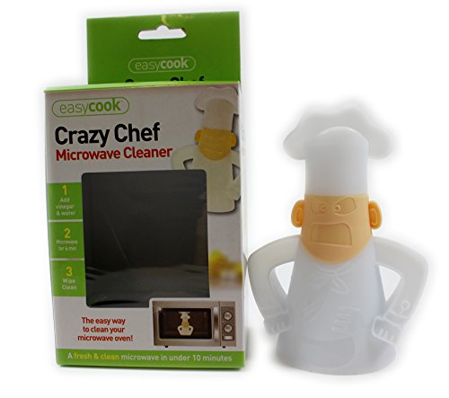 Crazy Chef Microwave Cleaner Ste...