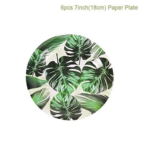Aomerrt 10 stuks Hawaii Party kunstmatige bloemen slinger, fantasie Hawaï kroon tropisch strand party decoratie huwelijkscadeau