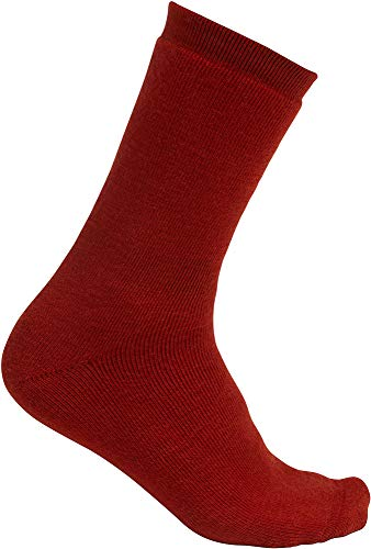 Woolpower 400 Socken Autumn red Schuhgröße EU 40-44 2020