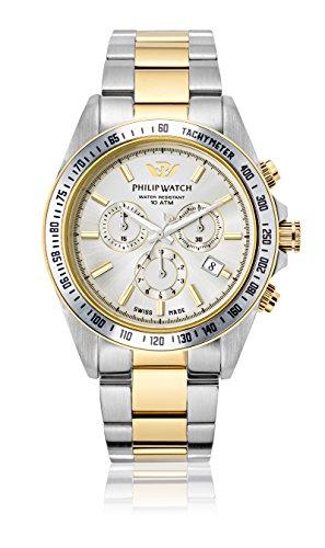 Philip Watch CARIBE R8273607001 - Orologio da Polso Uomo