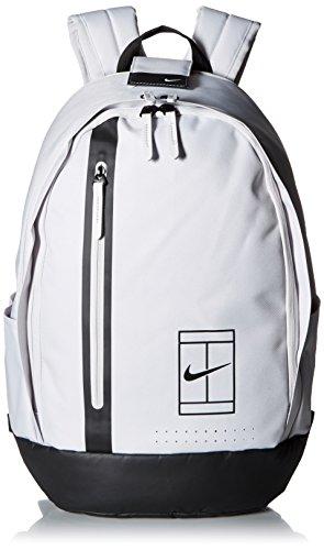 Nike NikeCourt Advantage Tennis Backpack, Color VAST Grey/Black/Black, Talla MISC