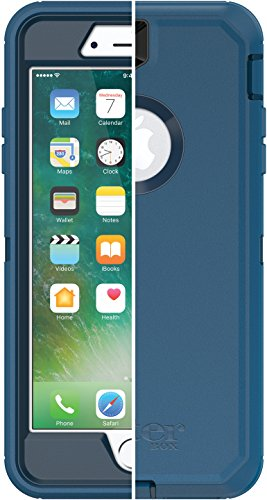OtterBox Defender Series Case for iPhone 8 Plus & iPhone 7 Plus (Case Only - Holster Not Included) Non-Retail Packaging - Bespoke Way