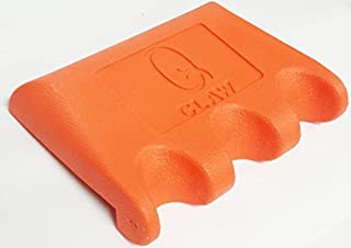 Q Claw 3 Cue Holder Orange by QC
