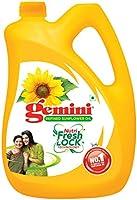 Gemini Refined Sunflower Oil Jar, 5L (West)