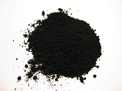 GlobMarble Concrete Pigment 1 LB. 8084. Supra Black, Powdered Color for Concrete, Grout, Cement, Mortar, Plaster
