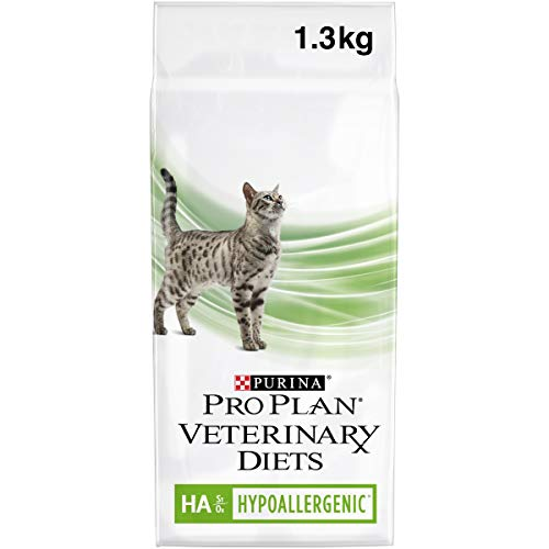 PRO PLAN Veterinary Diets FELINE HA Hypoallergenic - 1.3 Kg
