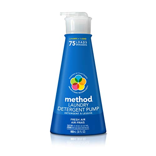 Method 8x concentrated laundry detergent