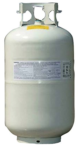 Worthington Cylinders 45608 303375 Lp Tank 40# Vert.Acme W/OPD