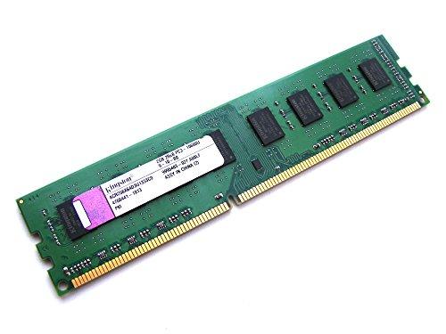 Kingston acr256X 64d3u1333C92GB 2Rx81.5V 240-PIN DIMM PC3–10600u-9–10-b01333MHz DDR3Desktop PC Memory