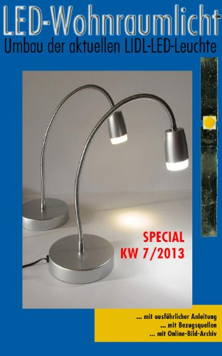 LED-Wohnraumlicht, Special LED-LIDL-KW 7/2013 (LED-Wohnraumlicht - Special 2)