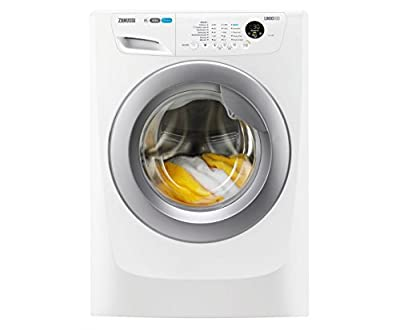 Zanussi ZWF01483WR Freestanding A+++ Rated Washing Machine - White by AO