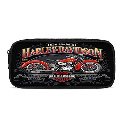 Estuche para lápices Harley Davidson|Diseño de graffiti, Schoo|Suministros|Regalos para niñas|Regalos para niñas|Schoo|Papelery|Coo|Artículos|Estacionarios|Estuche escolar