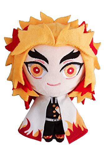 Toitaly Demon Slayer Plush Doll Rengoku Plush Nezuko Plush Kimetsu no Yaiba Plushie Doll Tanjiro Tomioka Toys