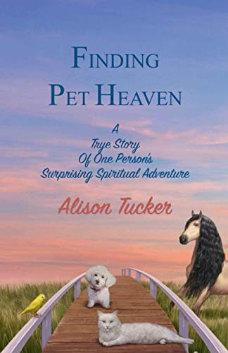 Compare Textbook Prices for Finding Pet Heaven: The true story of one person's surprising spiritual adventure  ISBN 9798694631440 by Tucker, Alison