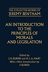 An Introduction to the Principles of Morals and Legislation Book Cover